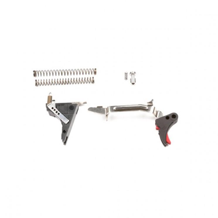 ZEV Tech Pro Fulcrum Trigger Drop-In Kit, 4th Gen, 9mm